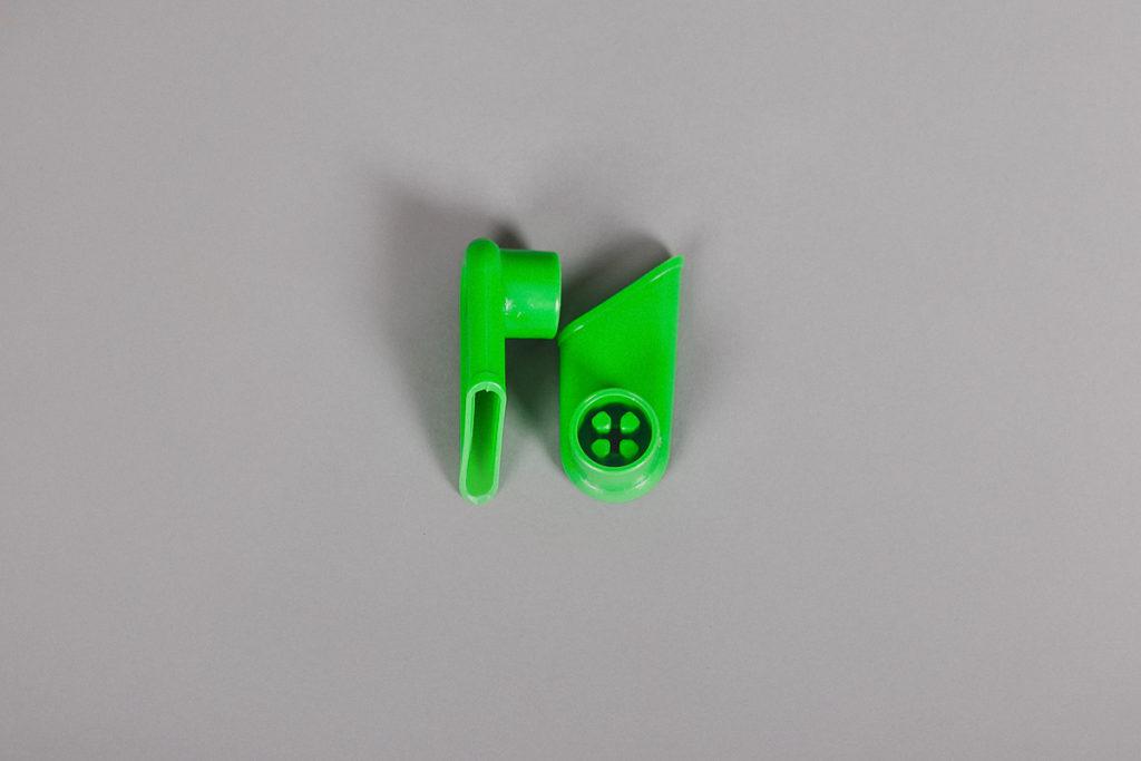 Держатель для ручки зеленый