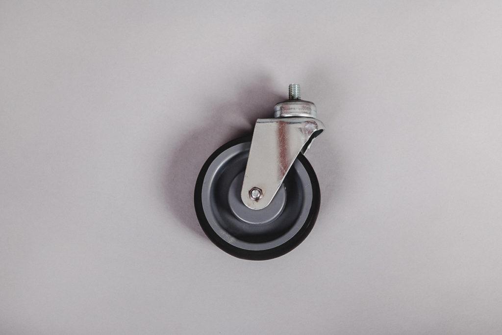 Колесо траволаторное для тележек